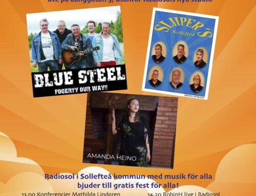 Välkomna på invigningsfest 11/9 13.00!
